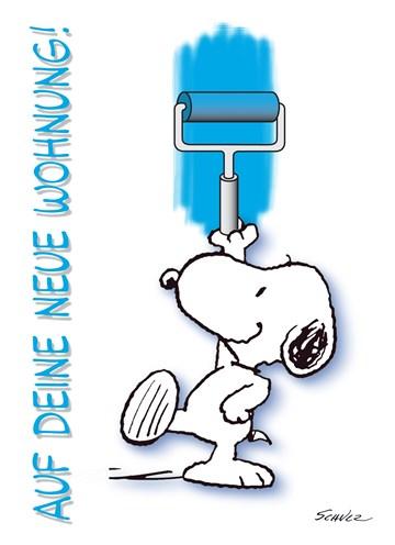 Snoopy Karte - BDBA6F43-0BD9-4A2D-9B5A-BE358C1AE59F