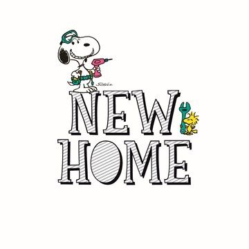 - snoopy-new-home