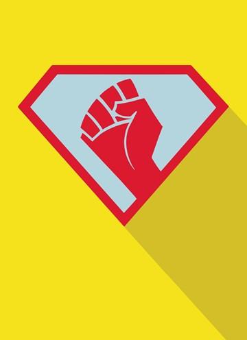 - superheld-geslaagd