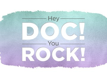 - hey-doc-you-rock