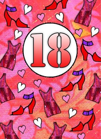 Super Verjaardag 18 Meisje | Verjaardag @LG96
