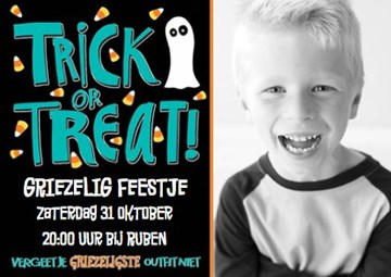 - trick-or-treat-feestje