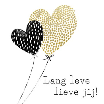 Gold & Fabulous - lang-leve-lieve-jij-met-mooie-ballonnen