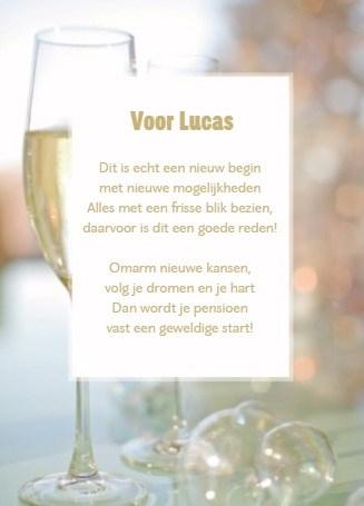 Werken / Pensioen kaart - champagne-glas-om-te-proosten-op-je-pensioen