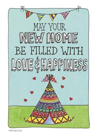 kaart gefeliciteerd met je nieuwe huis Kaarten   nieuwe woning verhuisd   verhuisd nw   Hallmark kaart gefeliciteerd met je nieuwe huis