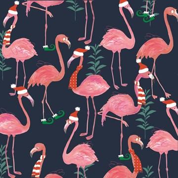 Kerstkaart - kerstkaart-birdy