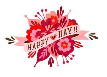 - Valentijnskaart-romantisch-design-met-bloemen