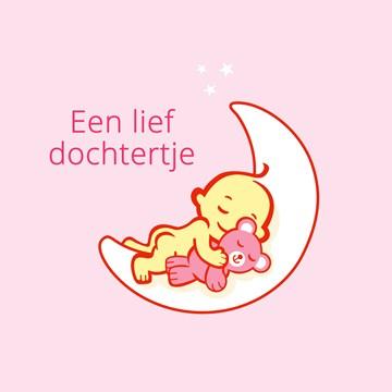 - een-lief-dochtertje-met-maan