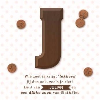 - sinterklaas-chocoladeletter-J