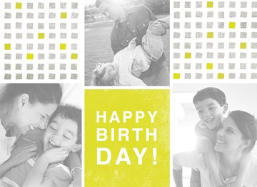 - fotokaart-liggen-happy-birthday-drie-fotoos