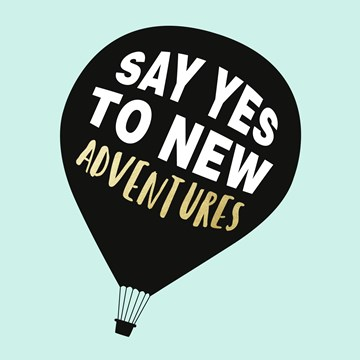 Gold & Fabulous - say-yes-to-new-adventures-in-a-balloon