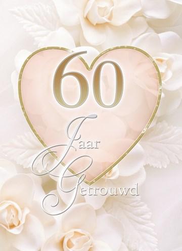 kaart 60 jaar getrouwd 60 jaar getrouwd? Stuur een extra bijzondere kaart | Hallmark