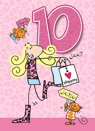 - verjaardag-leeftijden-10-jaar-roze