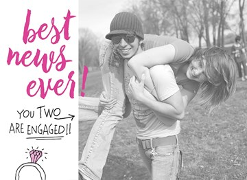 - fotokaart-best-news-ever-you-two-are-engaged