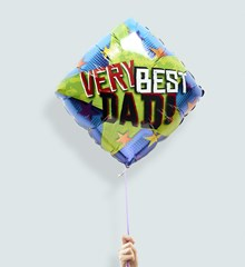 Ballon Vaderdag Best Dad