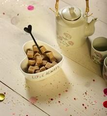 Bowl + spoon Love Always
