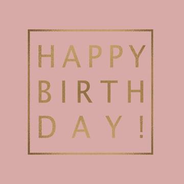 - monmon-kaart-met-een-een-gouden-happy-birthday-wens