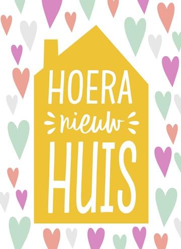 Kaarten Nieuwe Woning Felicitatie Hallmark