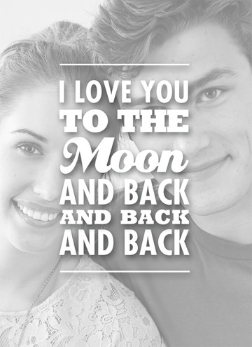 fotokaart liefde - i-love-you-to-the-moon-and-back