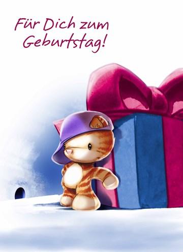 Geburtstagskarte Teen Mädchen - 0EC5935C-3E73-450C-9989-90E9687C4D5E