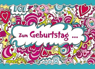 Geburtstagskarte Teen Mädchen - 933440D6-9D5D-4893-BBE7-1CDA2422050C