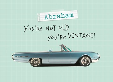 - you-are-vintage-not-old