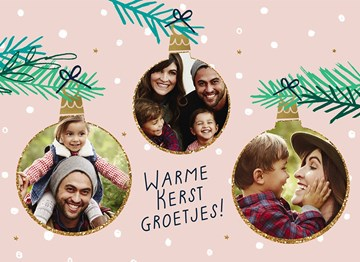 - kerstballen-fotokaart-warme-kerstgroetjes