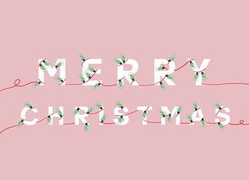 - hallmark-kerstkaart-met-lampjes