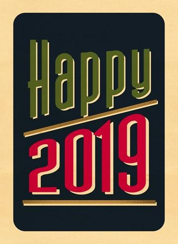 - happy-2019-wood