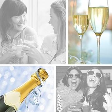 - fotokaart-vierkant-champagne-fles-en-glazen