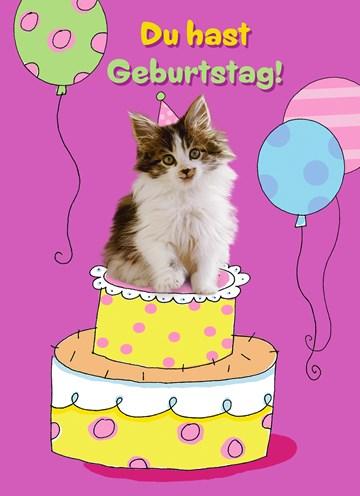 Geburtstagskarte Kind Mädchen - B357CD01-B9B4-46A2-B301-8E20E271CC58