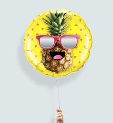 Ballon Emoji Ananas Zonnebril