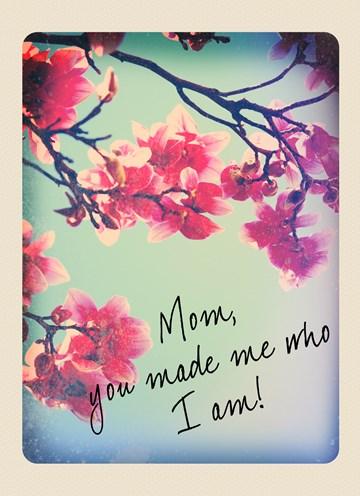 Muttertag Karte.Echte Karte Muttertag Hallmark