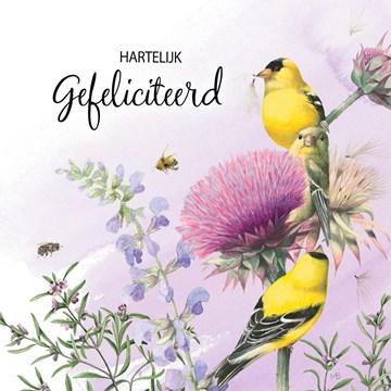 - Kaart-flowers-by-Marjolein-Bastin-Hartelijk-gefeliciteerd-kaart