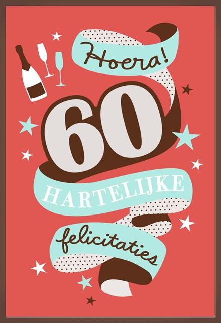 60 Hartelijke Felicitaties