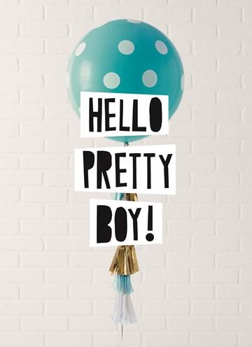 - geboorte-zoon-hello-pretty-boy