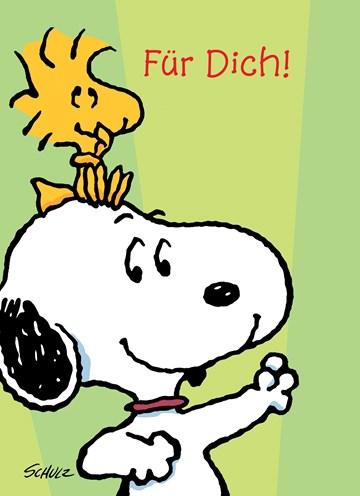 Snoopy Karte - 460A7C8B-20C7-41F8-9D41-61E677A67128