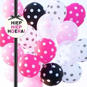gefeliciteerd met ballonnen