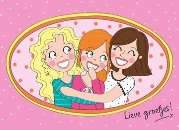 - groetjes-van-drie-meiden