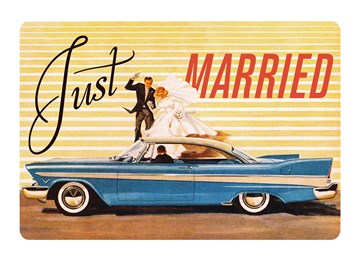- just-married