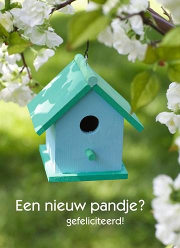 - vogelhuisje