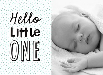 - fotokaart-hello-little-one-blauw