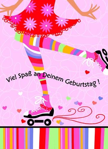 Echte Karte Geburtstag Teen Madchen Sport Hobby Hallmark