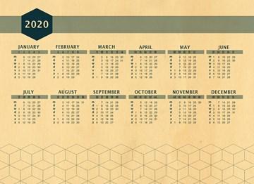 - kalender-2020-op-hout
