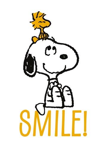 - Verjaardagskaart-Snoopy-smile