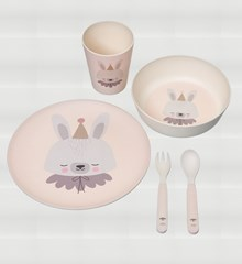 Eef Lillemor Dinner Set Roze