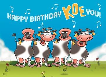 verjaardagskaart vrouw - happy-birthday-koe-you