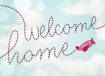 - roze-vliegtuigje-welcome-home