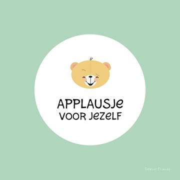 - ff-applausje-voor-jezelfl