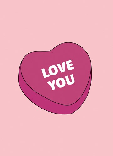 Valentijnskaart - love-you-with-all-my-heart